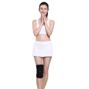 Graphene Far Infrared Physical Therapy Heating Knee Pad Protector (Basic Model) pictures & photos