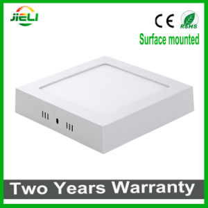 Hot Sale Square Surface Mounted 6W/12W/18W/24W LED Ceiling Panel Light pictures & photos
