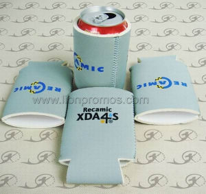 Beverage Drink Logo Neoprene Koozie Cooler pictures & photos