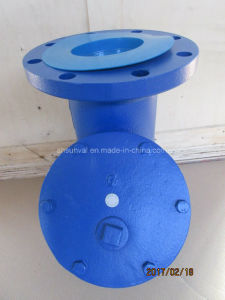 125 Class Flat Flang Y Type Strainer pictures & photos