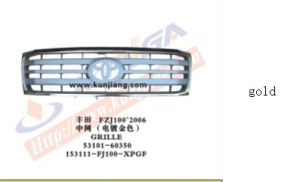 Grille for Landcruiser Fzj100′06#/Uzj100 OEM 53101-60350/60360/60370 pictures & photos