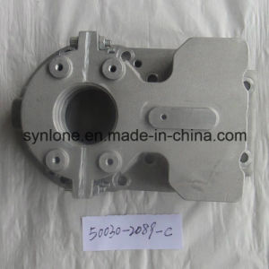 OEM Design Carbon Steel Investment Casting Metal Housing pictures & photos