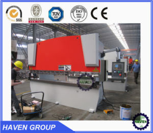 WC67Y 300T Hydraulic Press brake with E21 System pictures & photos