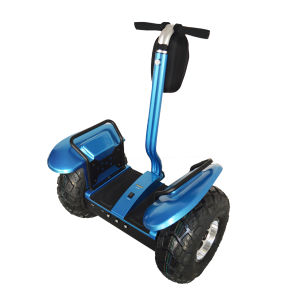 Short Charging Time Electric Scooter with 72V Litjium Battery pictures & photos