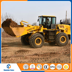 Zl50 Heavy Payloader Construction Wheel Loader pictures & photos