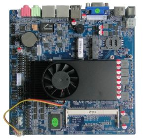 Mini-Itx Mother Board with Intel IVY Brideg 1037u 1.8GHz pictures & photos