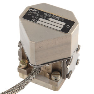 609 FF-101 Electro-Hydraulic Flow Control Servo Valve (1 L, 10mA) pictures & photos