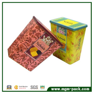 Good Quality Rectangle Tin Box for Food Packaging or Gift pictures & photos