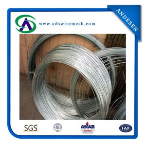 Direct Factory Selling Hot-Dipped Zinc Plated Galvanize Wire for Made in China pictures & photos
