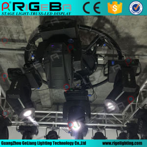 2017 Rigeba New Product Mini Rotary Circle Lighting Mini Revolving Rotate Truss pictures & photos