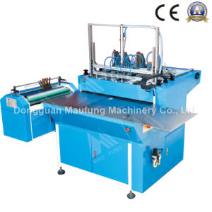 Calendar Making Machine for Four Pieces of Cardboards (MF-SCM500A)