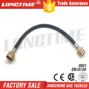 350 Psi Gas Hose with Double Cga Connections