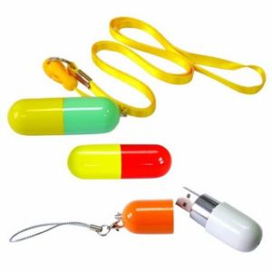 Newest Funny Capsule Shape USB Flash Drive 2GB 4GB 8GB 16GB Pendrive with Factory Price High Quality pictures & photos