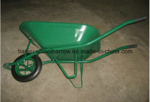 Galvanised Wb6400 Wheel Barrow Tray pictures & photos