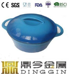 High Quality Cast Iron Casserole Pot pictures & photos