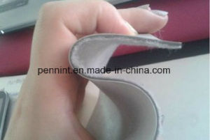 Fleece-Backed PVC Sheet for Concrete Roof with Ce Certificate for USA pictures & photos