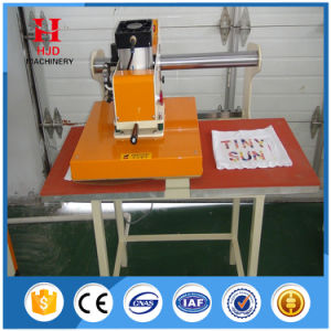 Double Position Pneumatic Heat Transfer Printing Machine pictures & photos