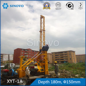 XYT-1A Hydraulic Trailer Type Core Drilling Rig pictures & photos