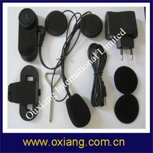 Motorbike Bluetooth Helmet Intercom Headset OX-BT801 (800Meters) pictures & photos