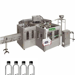 Automatic Bottled Water Filling Line (3-in-1 Bottling Plant HSG18-18-6) pictures & photos