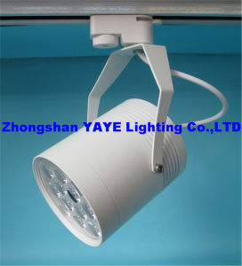Yaye CE / RoHS Approved 12W High Power Track Light LED with 3 Years Warranty pictures & photos