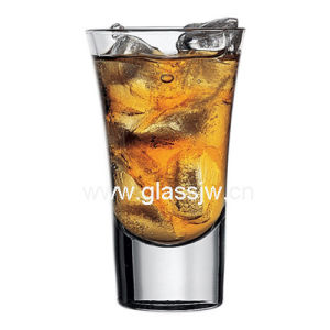 Transparent Shot Glass / Whisky Glass / Beer Glass, 60ml Capacity, Customer Logos Offered