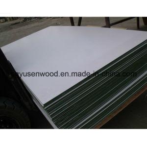 Plain MDF Raw/ MDF Melamine Board pictures & photos