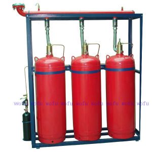 Hfc-227ea Gas Fire Protection System pictures & photos