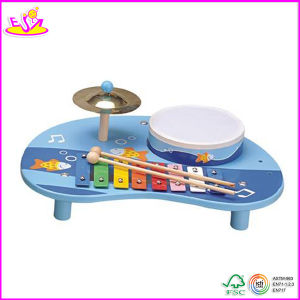 2014 New Wooden Toy Music, Popular Wooden Music Toy, Hot Sale Wooden Toy Music W07A055 pictures & photos