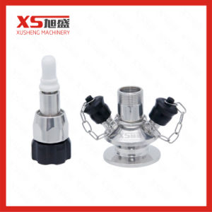 Stainless Steel Clamp Aseptic Sterile Sampling Valves pictures & photos
