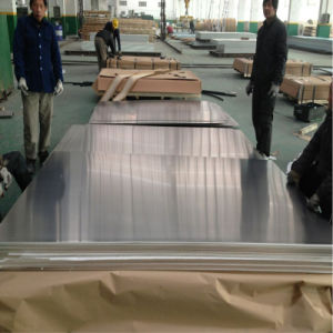 Aluminum Plate with Standard ASTM B209 for Building Decoration Used pictures & photos