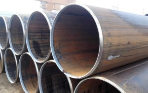 Welded Construction Steel Pipe in En10219 S355jrh, S355j2h pictures & photos