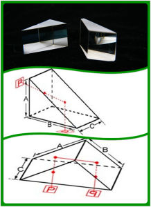 Right-Angle Prism for Camera pictures & photos