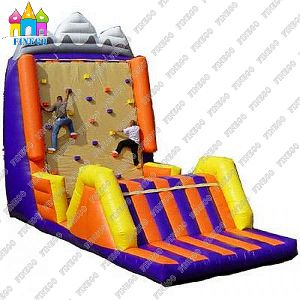 Inflatable Climbing Wall for Adults and Kids pictures & photos