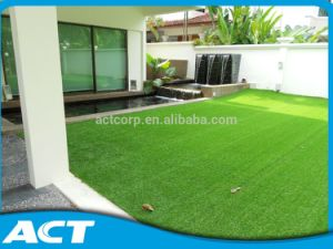 Garden Landscaping Synthetic Lawn Grass Made in China Excellent Supplier pictures & photos
