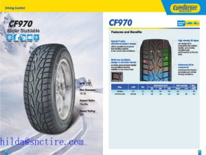 China Comforser Car Tyre for Winter (195/65R15, 185/75R16C) pictures & photos