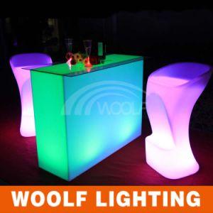 Modern Outdoor Glowing Party Event LED Bar Furniture pictures & photos