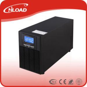 Online UPS 1kVA High Frequency UPS with CE Certificate pictures & photos