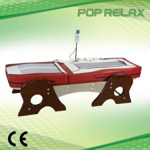 Pop Relax Thermal Massage Bed with Whole Body Rolling (Pr-B005