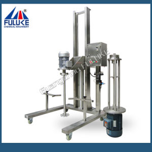 1.5kw -7.5kw Pneumatic High Shear Homogenizer or Disperser pictures & photos