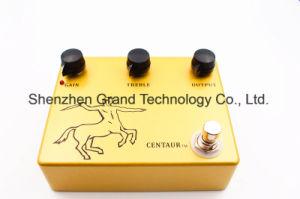 Replica Gold Klon Centaur Guitar Effect Pedal pictures & photos