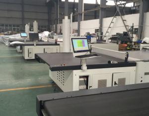 Tmcc-2225 Cloth Cutter Cam Digital Cutting System Fabric Cutting pictures & photos