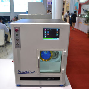 Jd-T4 Hot Sale Mini Zirconia Dental CAD/Cam Milling Machine pictures & photos