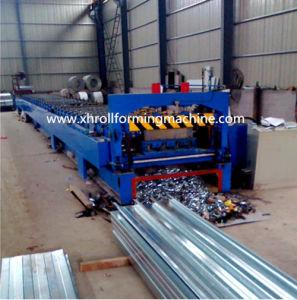 Steel Deck Floor Roll Forming Machine