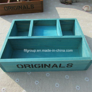 High-End Glassy MDF Lacquered Tea Wooden Box pictures & photos