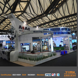 China Exhibition Stall Design and Fabrication pictures & photos