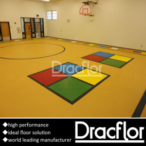 Multi-Function Vinyl Sports Flooring for Playground pictures & photos