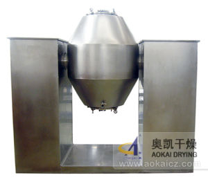 Gszg Series Double Cone Rotating Vacuum Drier (NO POLLUTION TYPE) pictures & photos