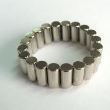 Sintered Neodymium Cylinder Magnet (UNI-Cylinder-001) pictures & photos