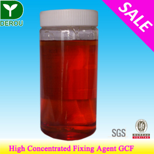 High Concentration Formaldehyde-Free Good Color Fixing Agent Gcf